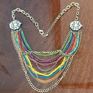 Fun Multicolor Necklace